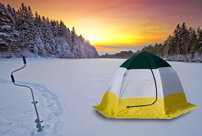Купить палатку зимнюю во Владивостоке